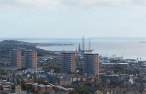 Dundee: one of four cities on shortlist