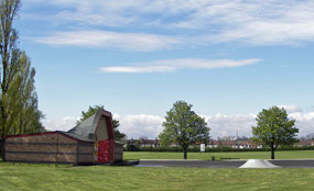 Lottery winner: North London's Lordship Recreation Ground will receive £3.8 million in lottery funding.
