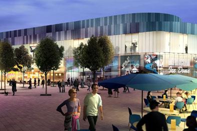 Altair development visualisation, Altrincham