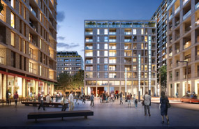 Proposed west London scheme will be built in seven phases over 11 years