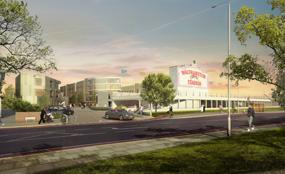 L&Q's proposals for the stadium