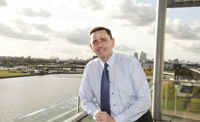 Newham mayor Sir Robin Wales has launched a stinging attack on the coalition's regeneration policies. Jens Marott photo