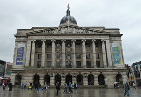 Nottingham: one of eight cities to benefit from new fund