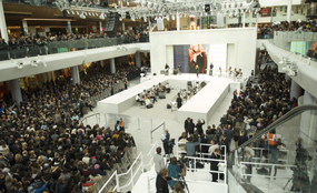 Opening of Westfield London: developer wants to open another mall in Croydon