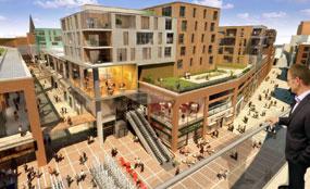A vision of the Preston Tithebarn scheme