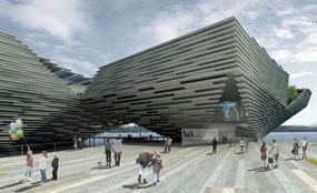 V&A Dundee: Scottish Government funding