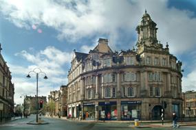 Wolverhampton town centre
