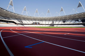 Stadium: four bids received (picture by David Poultney/LOCOG)
