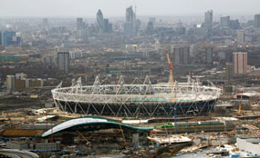 Olympic stadium: Spurs would rip out athletics track