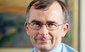 Rob Holden: stepping down from Crossrail
