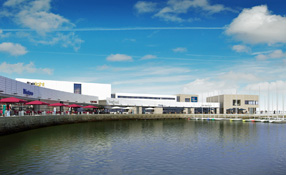 A CGI of Phase 2 of the Neptune Wirral development