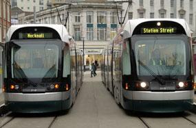 Trams: DfT to hold light rail summit