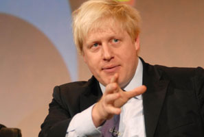 Boris Johnson: mayor hopes to allocate cash before Christmas