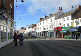 Selby: town will receive at least £1 million