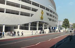 Spurs: uncertainty remains over stadium plans