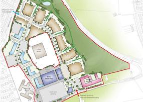 Norcross: illustrative masterplan