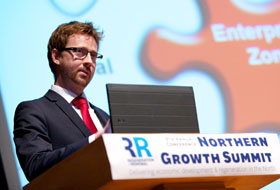 Ben Stoneman, DCLG policy team leader for local enterprise partnerships and enterprise zones