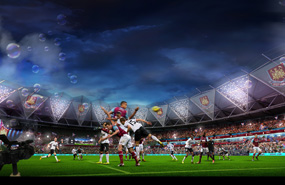 West Ham United FC will take up residency in the Olympic Stadium in 2016