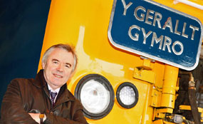 Deputy first minister Ieuan Wyn Jones: This year's Local Transport Services Grant will be allocated earlier than usual