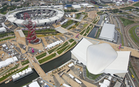 The 2012 Olympic Park