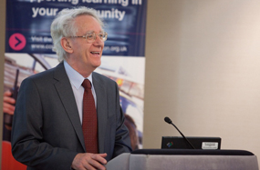 Communities minister Andrew Stunell
