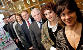 Social Enterprise West Midlands founding members