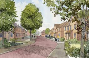 Longbridge East: part of wider regeneration project