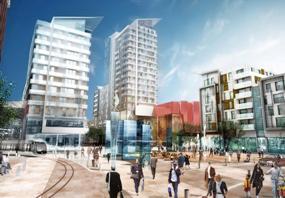 Talbot Gateway: plans moving forward