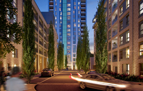 Proposed Tottenham scheme includes homes in a 22-storey building