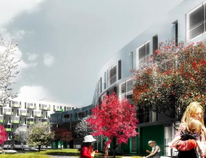 Haringey Heartlands plans include around 1,000 new homes
