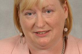 Welsh business and enterprise minister Edwina Hart