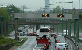 Current growth rates in car ownership are 'unsustainable', according to a new report.