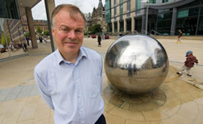 Labour MP and DCLG select committee chair Clive Betts