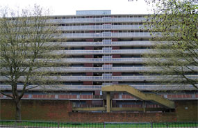 Regeneration plans will see the demolition of the Heygate Estate