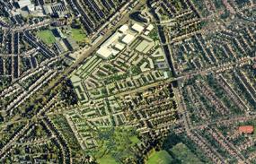 Harrow View: 23-hectare site