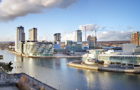 Media City: 459,000 square metre expansion planned