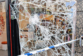 Riots: Capital 'can and must come back from this'.