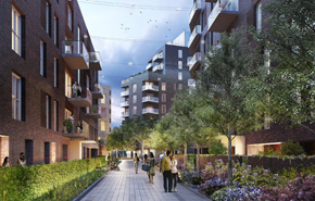 Plans for the regeneration of Heygate estate have upset some residents who say not enough affordable housing will be provided