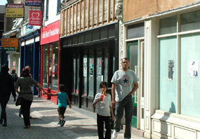 Empty shops: review will examine rents, rates, planning and empty premises