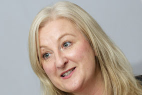 Deborah McLaughlin, North-West director for the Homes and Communities Agency