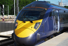 High speed rail: lack of UK network is 'continuous embarrassment'