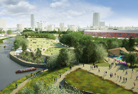 Olympic legacy: consultation on housing proposals underway