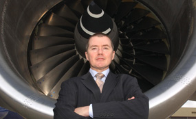 Willie Walsh, chief executive of British Airways' parent company, International Airlines Group