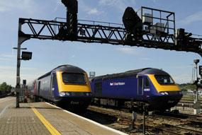 Rail: £10 billion investment