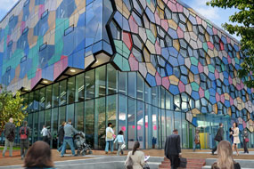 Council offices will be built in first phase of Stoke business district project