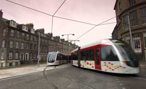 Tram: report says scaled back project should go-ahead