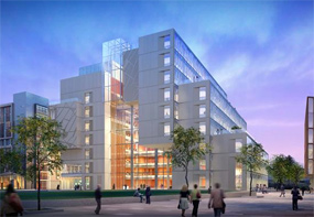 White City: plans include a health and biomedical research building