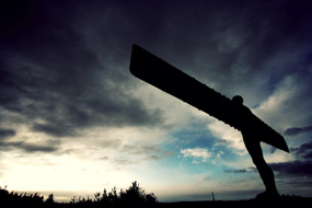 Angel of the North (© James Greegan)
