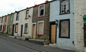 A new Government pot is aimed at areas affected by the withdrawal of funding for Labour's Housing Market Renewal Pathfinder programme.