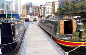Canals: charity will take on British Waterways role